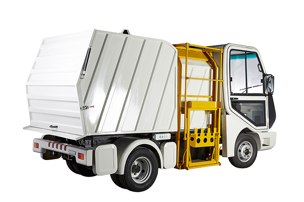 Garbage Truck EG6032X