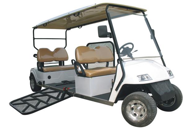 EG2068T handicapped car