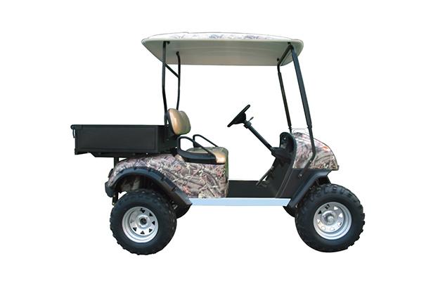 Lifted Golf Cart EG2020H