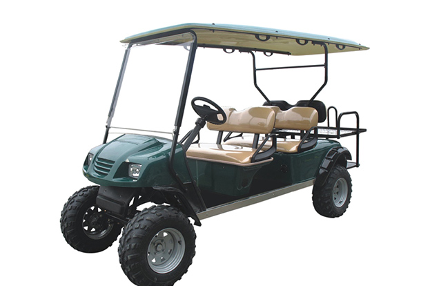 Lifted Golf Cart EG2040ASZ