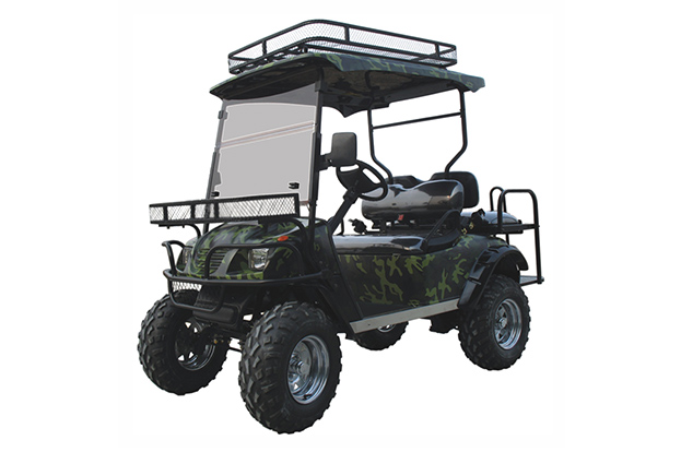 Lifted Golf Cart EG2020ASZ