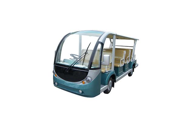 Shuttle Bus with RHD system